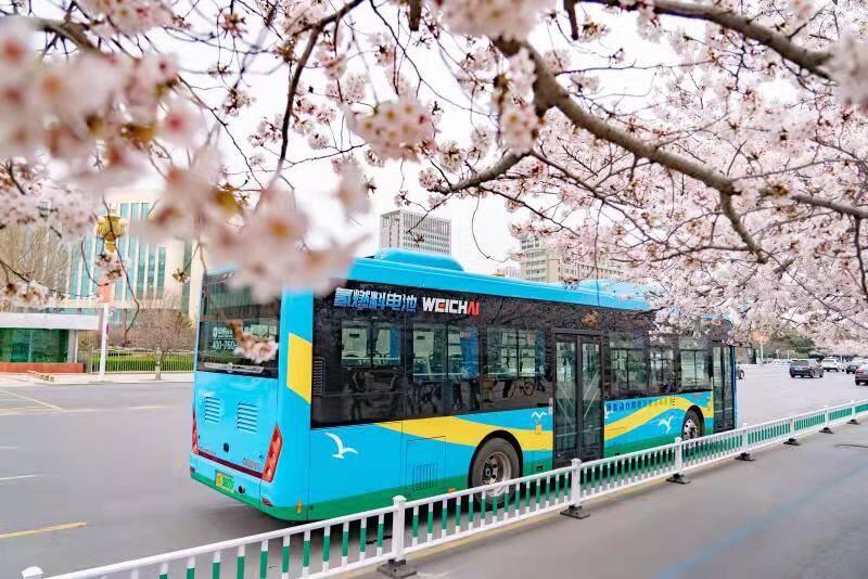 微视频丨去采访国家级技术创新中心的女记者为何在公交车拍起了MV?