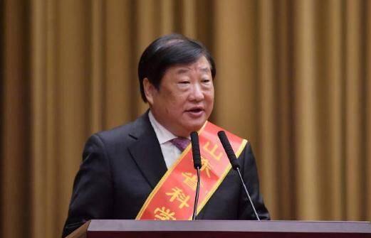 谭旭光获2020年度山东省科学技术最高奖:勇攀科技高峰是我一生的梦想