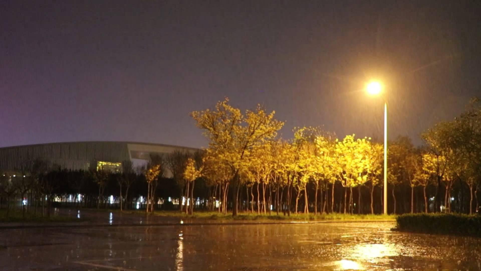47秒|如花生米大小!德州 淄博 滨州等降下冰雹  鲁中、半岛仍有雷阵雨