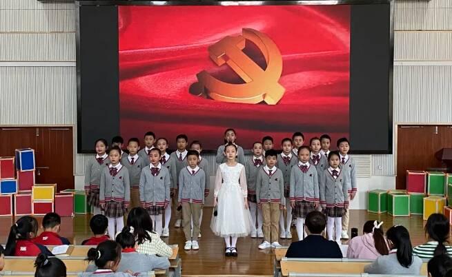 """53秒 红歌、朗诵、舞台剧……潍坊市坊子区举行""""传承红色基因""""系列活动"""