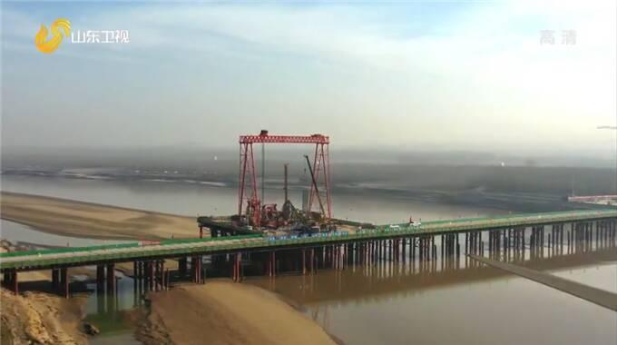 【铆足牛劲牛力 实现强省突破】一季度山东交通基础设施完成投资395亿元 同比增长近7成