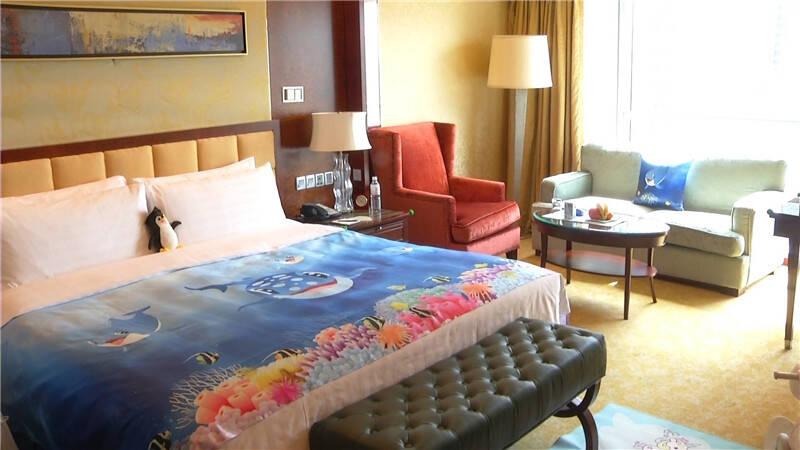 75秒 假期未到酒店预订先火 青岛星级酒店预订率超五成