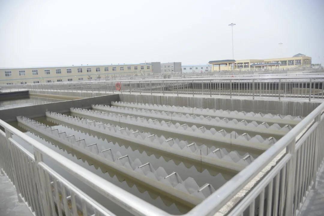 总投资超过2亿元!潍坊昌乐县又一座新建污水处理厂投入使用