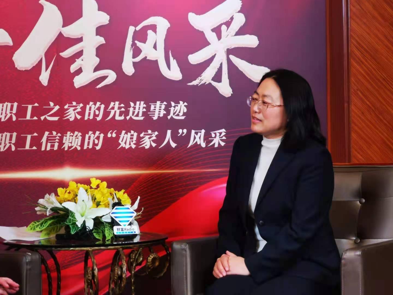扑下身子、洒下真情——记山东省职工信赖的娘家人刘人玲