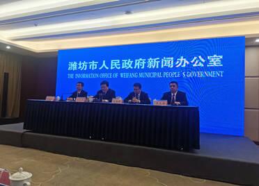 2020年中国(潍坊)知识产权保护中心专利预审受理3512件 授权2101件