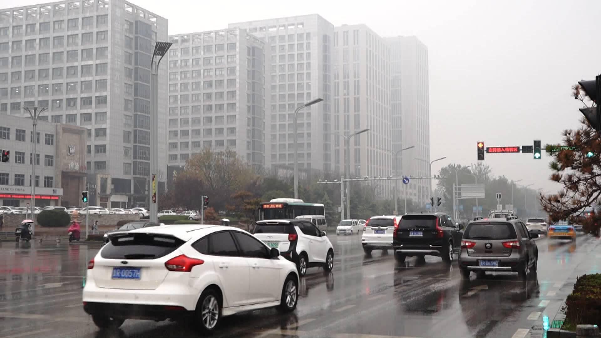 连下三天!山东自西向东再次迎来降雨,这5市部分地区有中雨