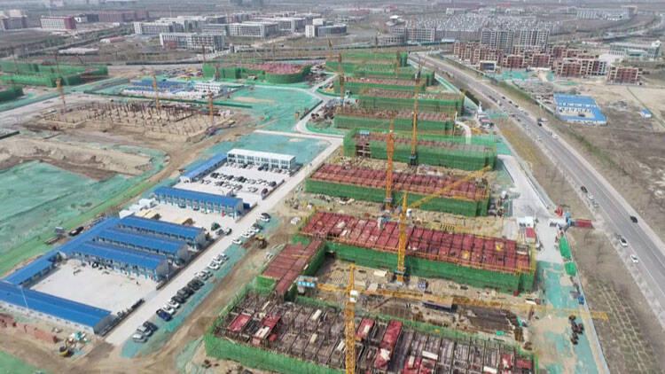 65秒丨潍坊滨海区服务专员沉到一线 项目建设再提速