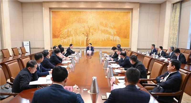 淄博市委党的建设工作领导小组召开2021年第一次会议