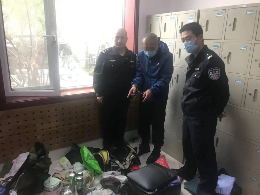 """3天连砸6辆车 !淄博这名""""横行""""盗贼被抓了"""