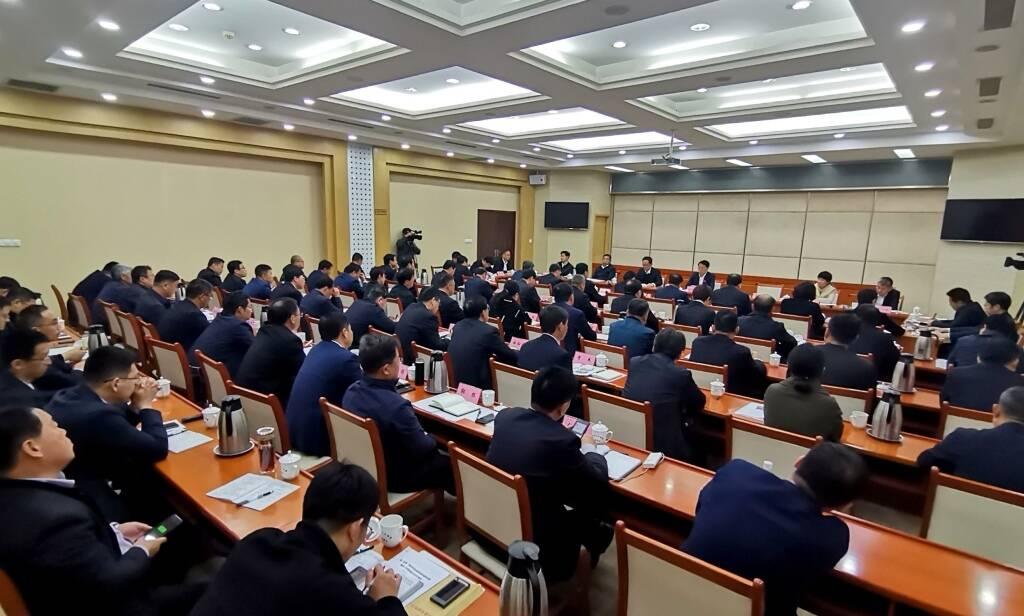 淄博召开省生态环境保护督察交办问题整改工作现场推进会议