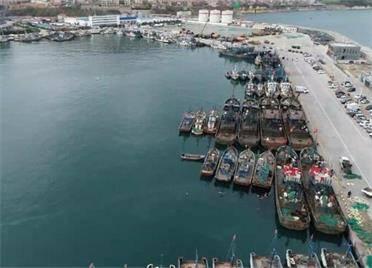 """48秒 """"科技管港""""!威海市海岸警察全力做好漁船民治安管理工作"""