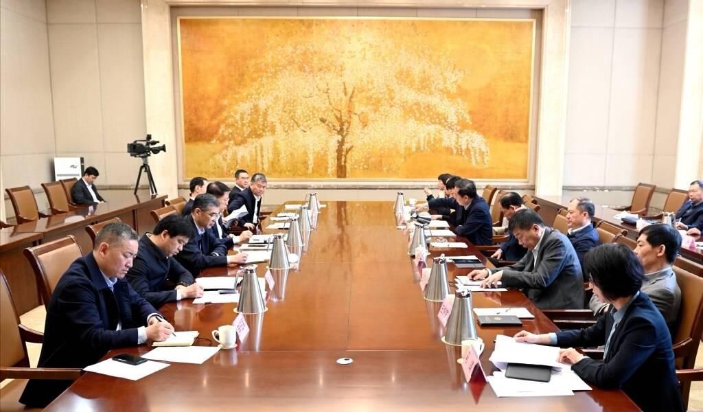 中共淄博市委召开党外人士座谈会 通报一季度经济社会发展情况