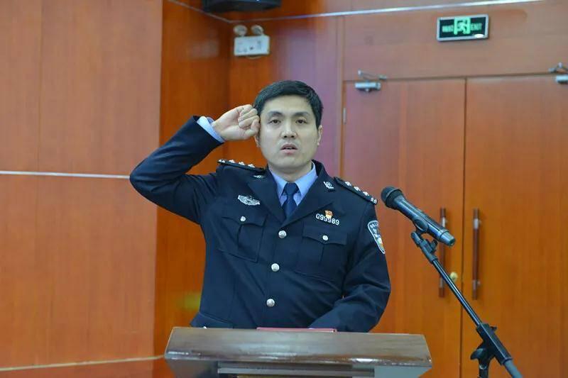 郭志潍任昌乐县人民政府副县长 昌乐县公安局局长