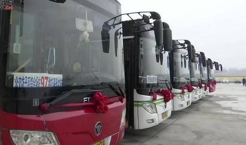 """""""五一""""期间 潍坊将开通滨海大学城、浮烟山大学城至火车站直达公交专线"""