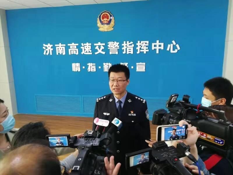 济南高速交警发布五一假期道路预警:最高单日通行量将突破100万辆 易堵路段在这些地方