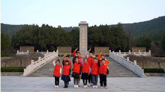 今晚7点 山东首档青少年红色研学旅行节目《闪闪的红星》开播