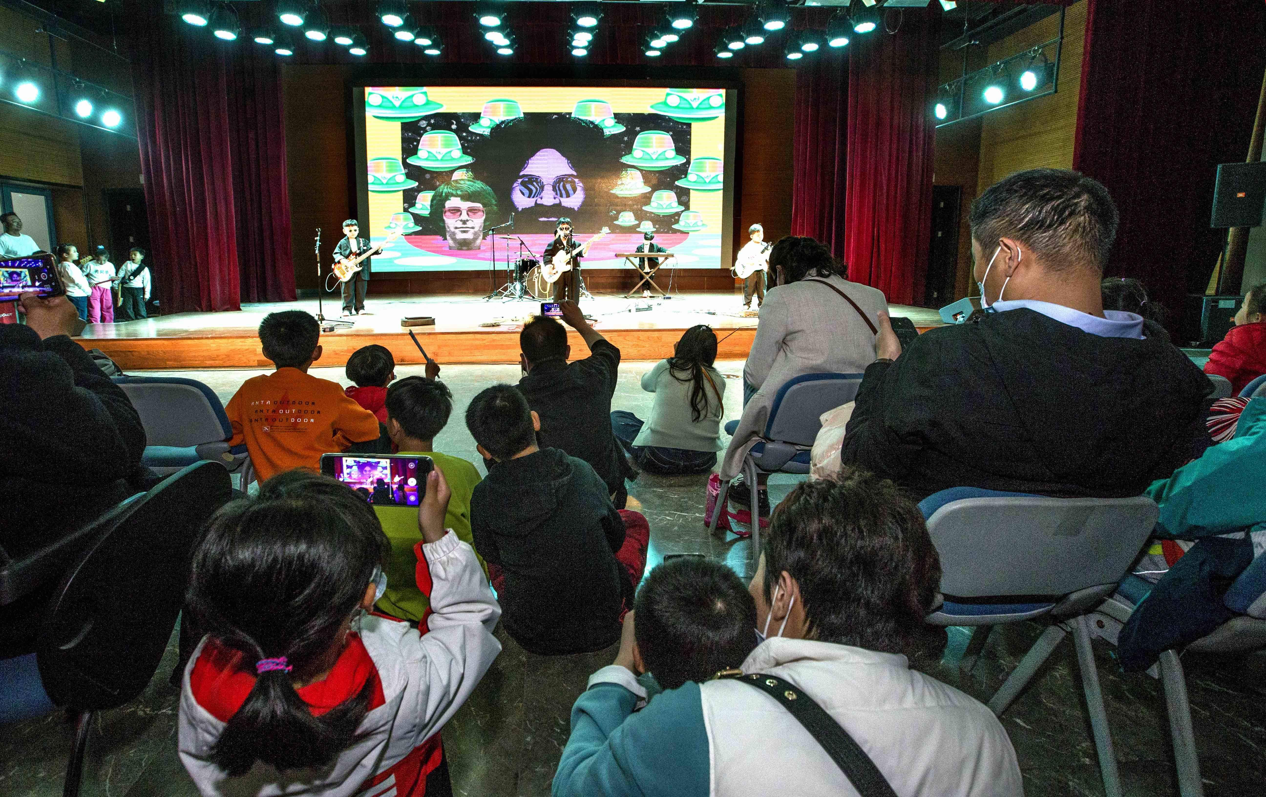 2021年独立音乐人展示展演活动第二场在济南市文化馆温情开唱