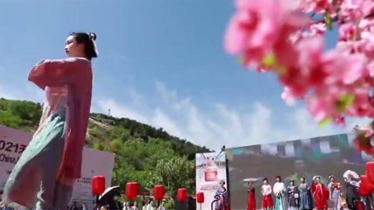 【快乐五一 美好生活】山东:赏美好春光 享幸福生活