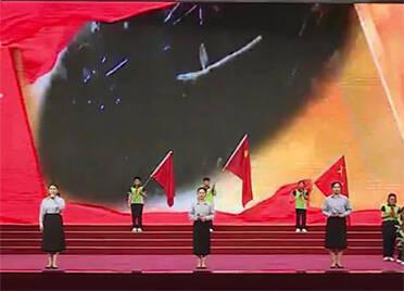 """弘扬""""五四""""精神凝聚青春力量 山东各地结合党史学习教育举行丰富多彩的活动"""