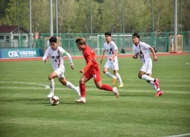 第十四届全运会足球项目男子20岁以下年龄组资格赛(山东潍坊赛区)落幕