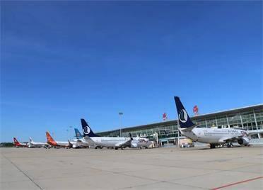 五一小長假,威海機場旅客吞吐量再創新高