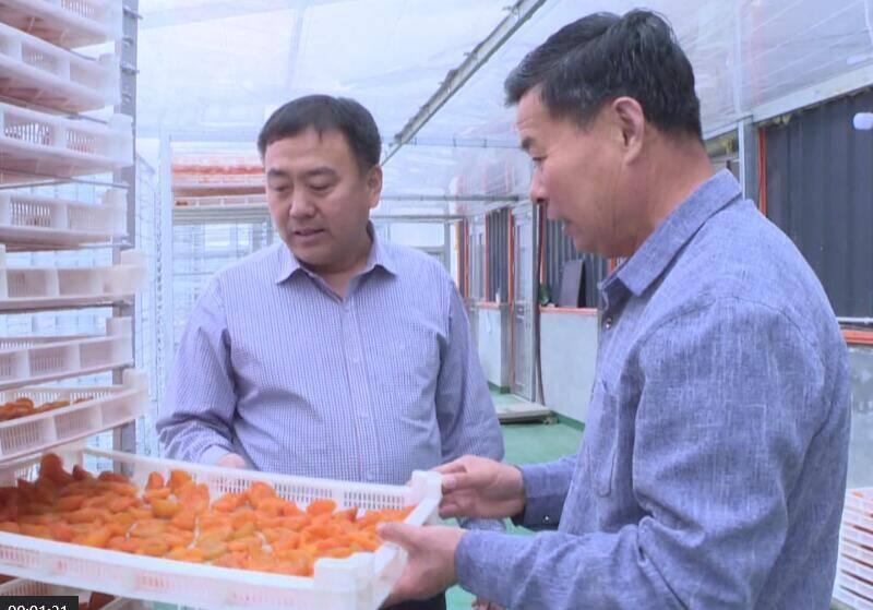 """78秒丨潍坊青州市精准匹配服务企业专员 组建""""服务企业专家库""""助力企业发展"""