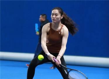 潍坊市第十二届网球精英赛落幕