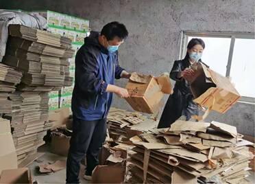 查获假冒白酒13656瓶 涉案金额10余万 潍坊市市场监管局打掉一销售假冒白酒窝点