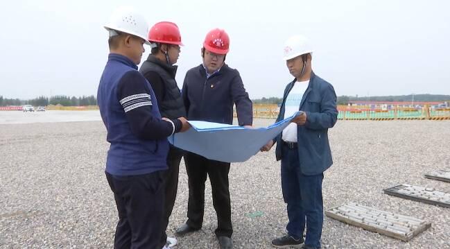 有问题,我来办!潍坊市坊子区选派672名干部服务941家企业和89个项目