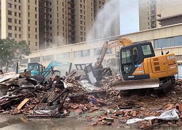 德州老城区38户临建房集中拆除 东地路将迎来新面貌