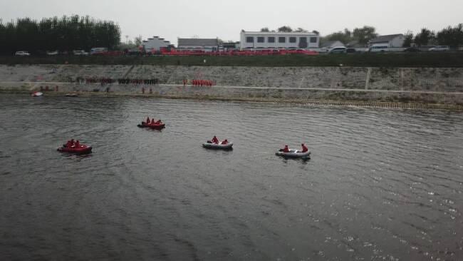 聚焦全国防灾减灾日丨潍坊全市救援队员增至36539人 灾害信息员近万人
