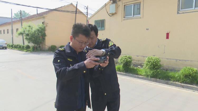 潍坊临朐:创新执法方式 无人机助力安全生产监督检查