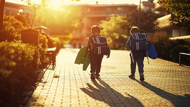 一校一案!烟台市中小学秋季学期开学疫情防控方案来了