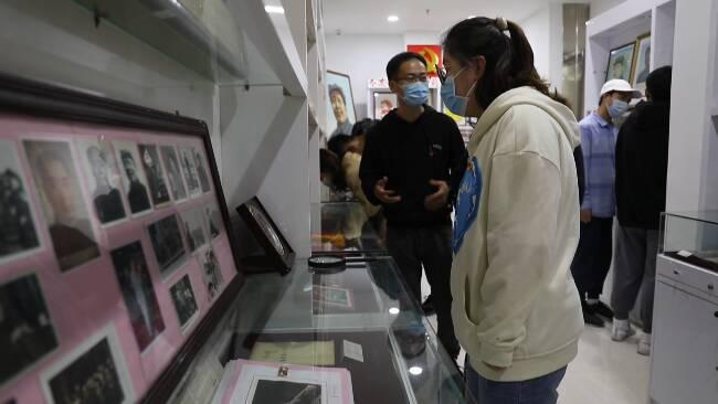 500多件藏品亮相!潍坊奎文区红色文化微展馆免费开放