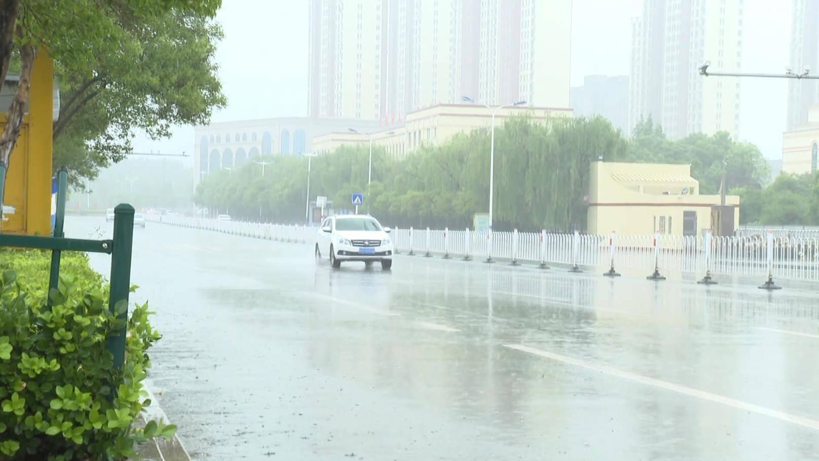 全省大风降雨白天将持续   今晚本轮降水逐步结束