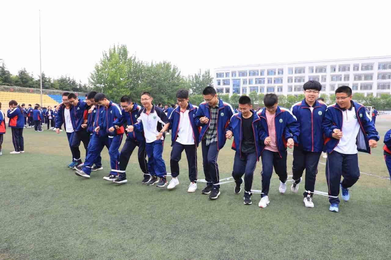 昌乐二中举办第五届健康文化节 促进每一个孩子身心健康成长