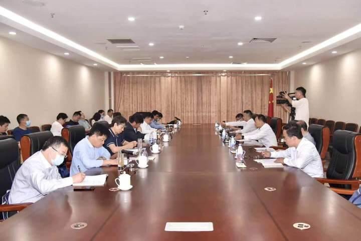 民政部社会救助司副司长到临邑县调研低收入人口动态监测数据库建设工作