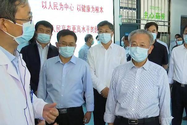 V观时政|山东省党政代表团在兵团十二师考察对口支援工作