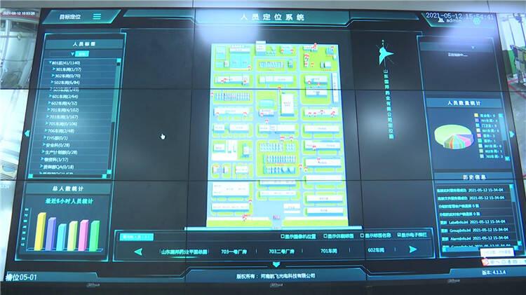潍坊滨海区强化信息科技应用 助力企业安全管理