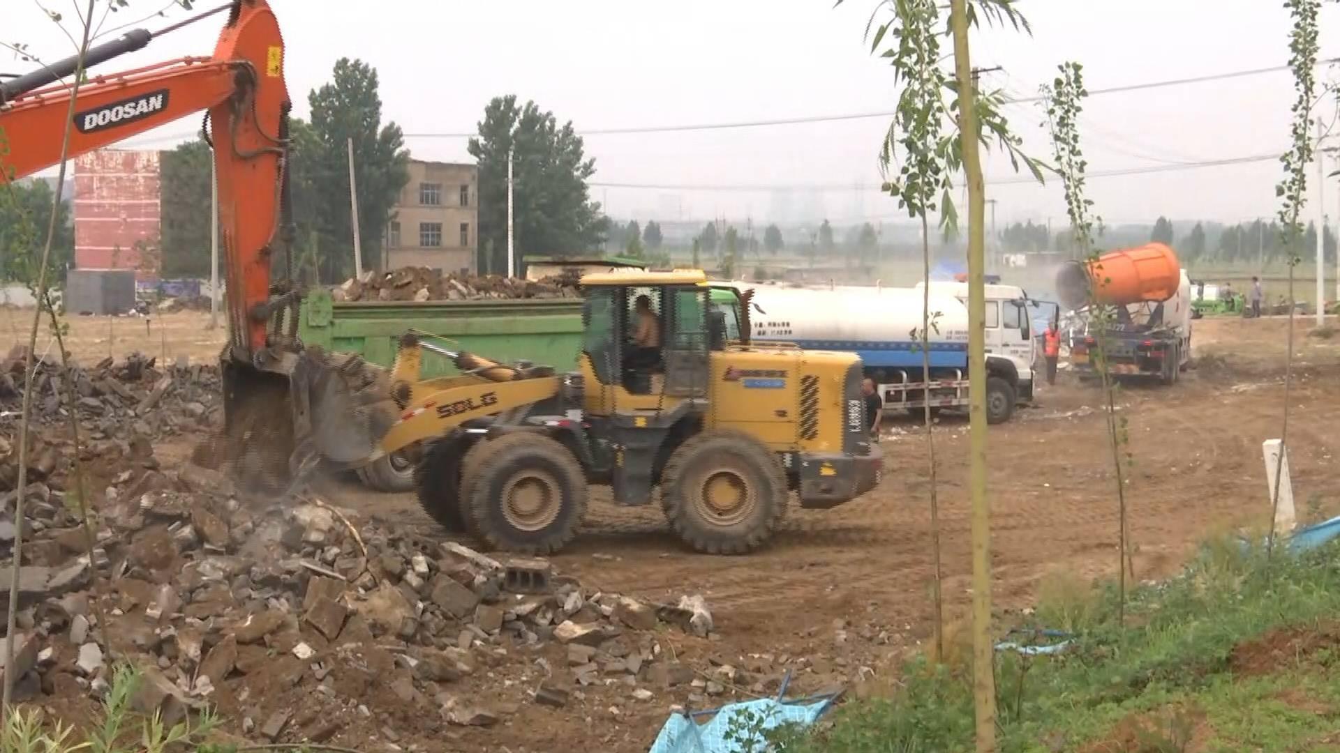 问政追踪丨东平大清河沿岸垃圾今天清理完毕 保护区内的养殖场将迁至适养区养殖