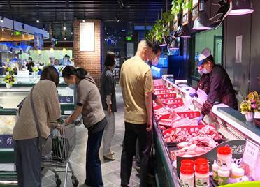 降幅超20%|猪肉价格持续下降两个多月,精品排骨降了14块多