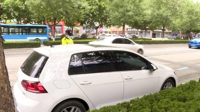 55个地上停车场和3个地下停车场开放 潍坊昌乐限时免费停车位数量增至20679个