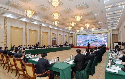 省十三届人大常委会第二十八次会议举行联组会议 对全省就业促进工作进行专题询问