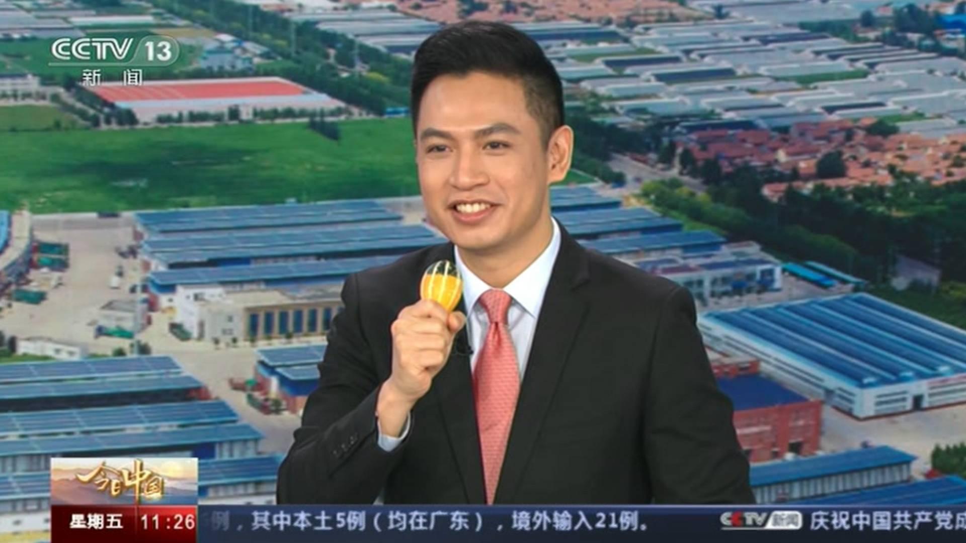 今日中国·山东篇丨话筒南瓜?丑小鸭南瓜?寿光蔬菜在央视直播间里玩出了花儿