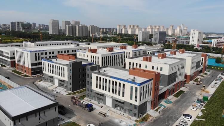 筑巢引凤!聊城高新区建起一个产业园区,实现一条新产业链从无到有