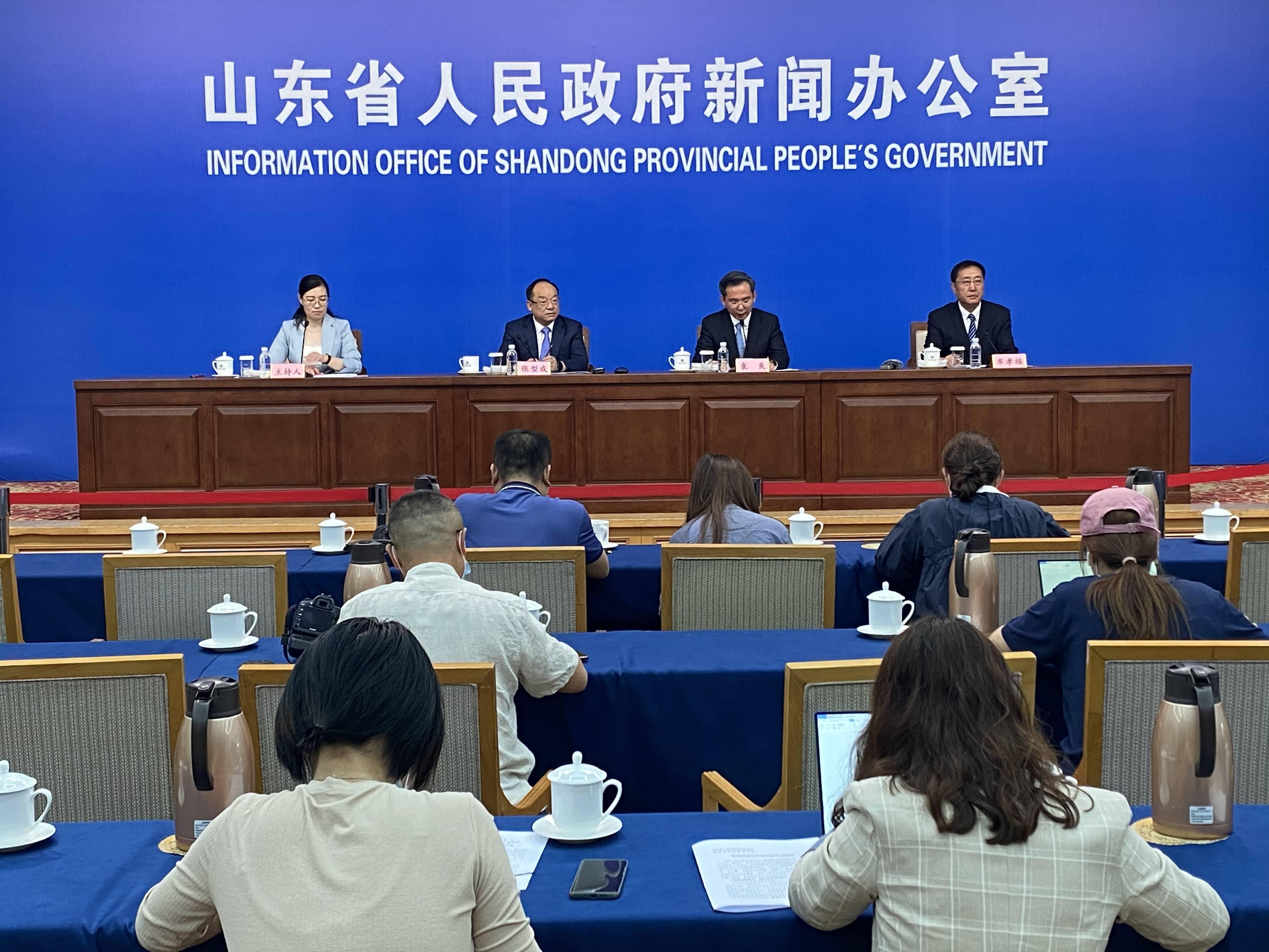 多图详解!鲁港经济合作洽谈会来了 将给淄博带来哪些机遇
