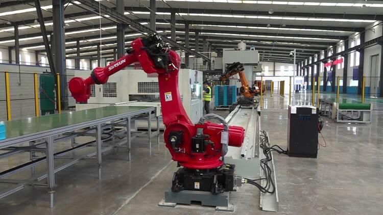 聊城重点项目现场观摩|阳谷:智能化技改带动传统制造业提质升级