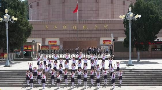 少年风貌!请听济南市市中区少先队队员之歌《远行》