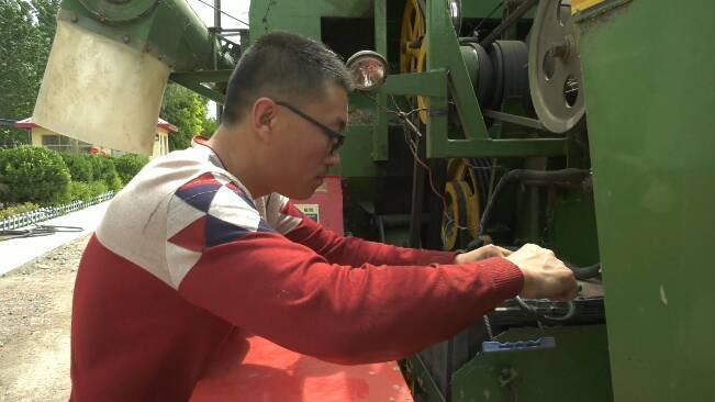 """准备好了!潍坊共有12.5万台农业机械投入""""三夏""""生产"""