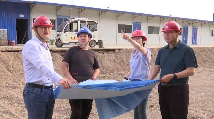 """服务企业专员在行动 潍坊安丘市凌河街道:""""一对一""""精准化服务 助力企业心无旁骛谋发展"""